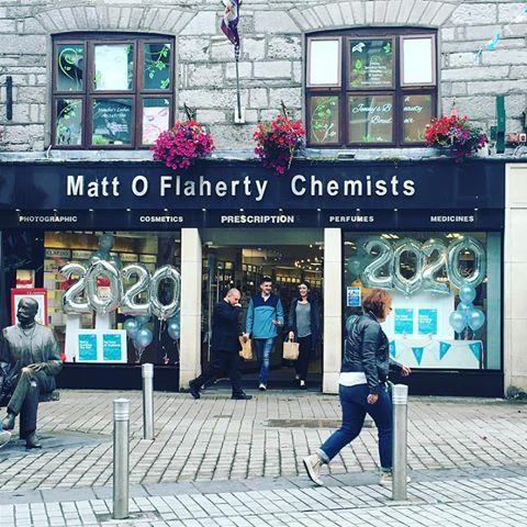 Matt O'Flaherty Chemists - William Street, Galway