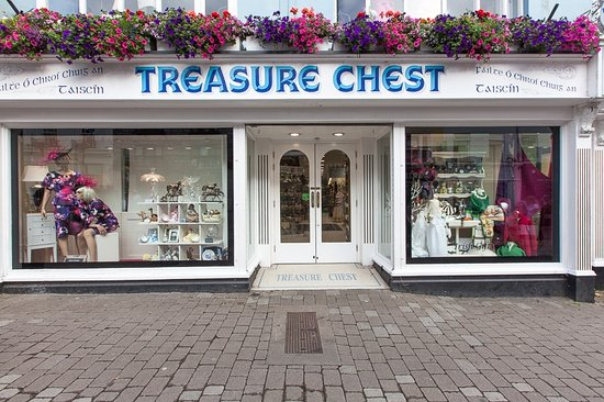 Treasure Chest - William Street, Galway