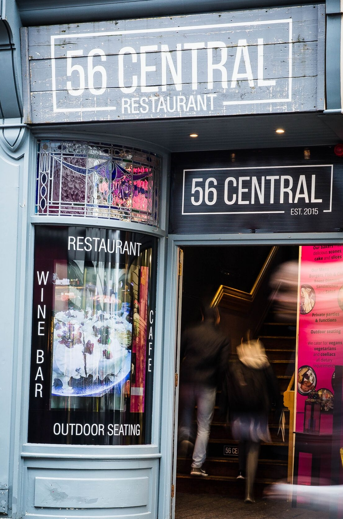 56 Central - Shop Street, Galway