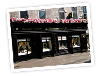 Hartmanns Jewellers - William Street, Galway