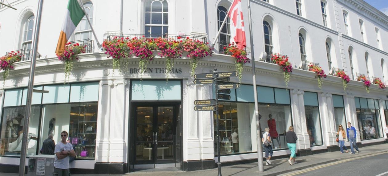 Brown Thomas - William Street, Galway