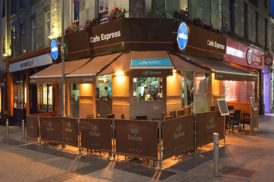 Cafe Express - Eyre Square, Galway