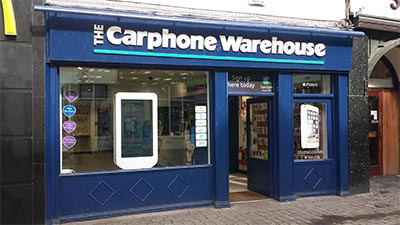 Carphone Warehouse - Shop Street, Galway