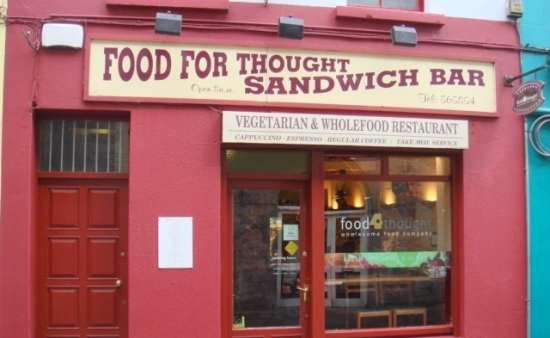 Food For Thought  - Lower Abbeygate Street, Galway