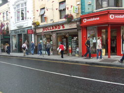 Holland's Newsagents - Williamsgate Street, Galway