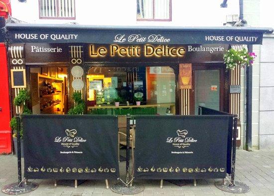 Le Petit Delice - Mainguard Street, Galway
