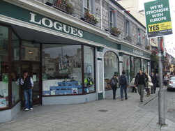 Logues Shoes - Williamsgate Street, Galway