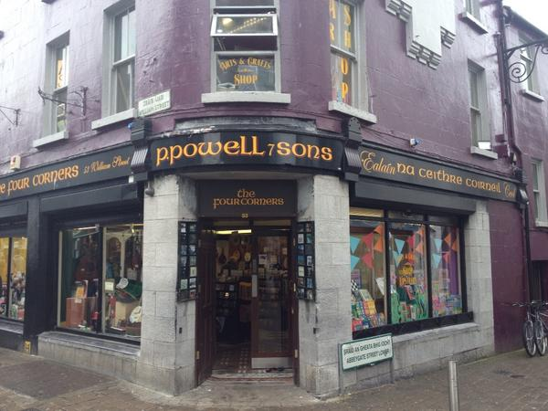 Powell & Sons - William Street, Galway