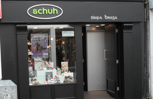 Schuh - Shop Street, Galway