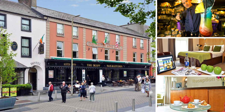 The Skeffington Arms - Eyre Square, Galway
