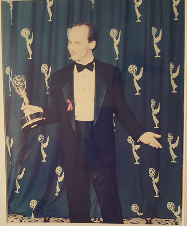 Getting an Emmy