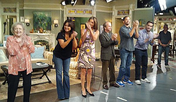 Curtain Call - Hot in Cleveland