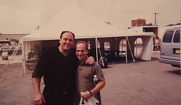 James Gandolfini - The Sopranos - Lodi NJ
