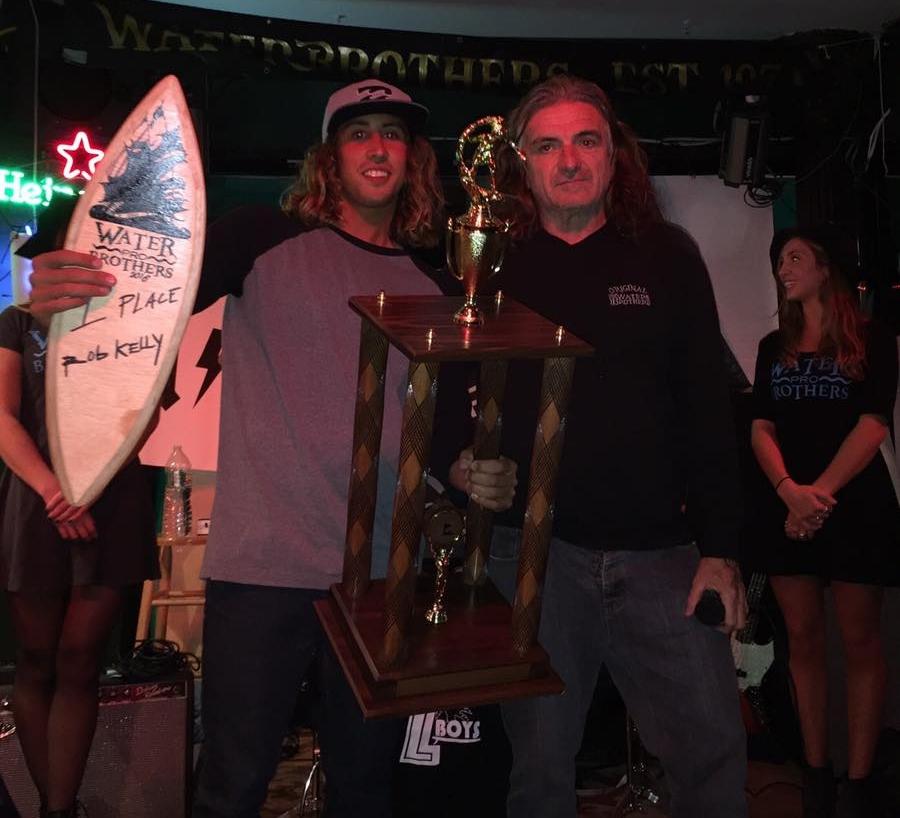 WB Pro Champion and Event Host Sid Abbruzzi