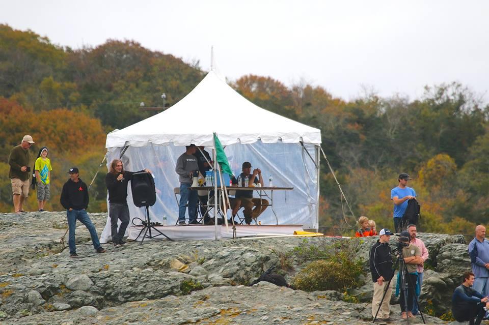 Judges Tent