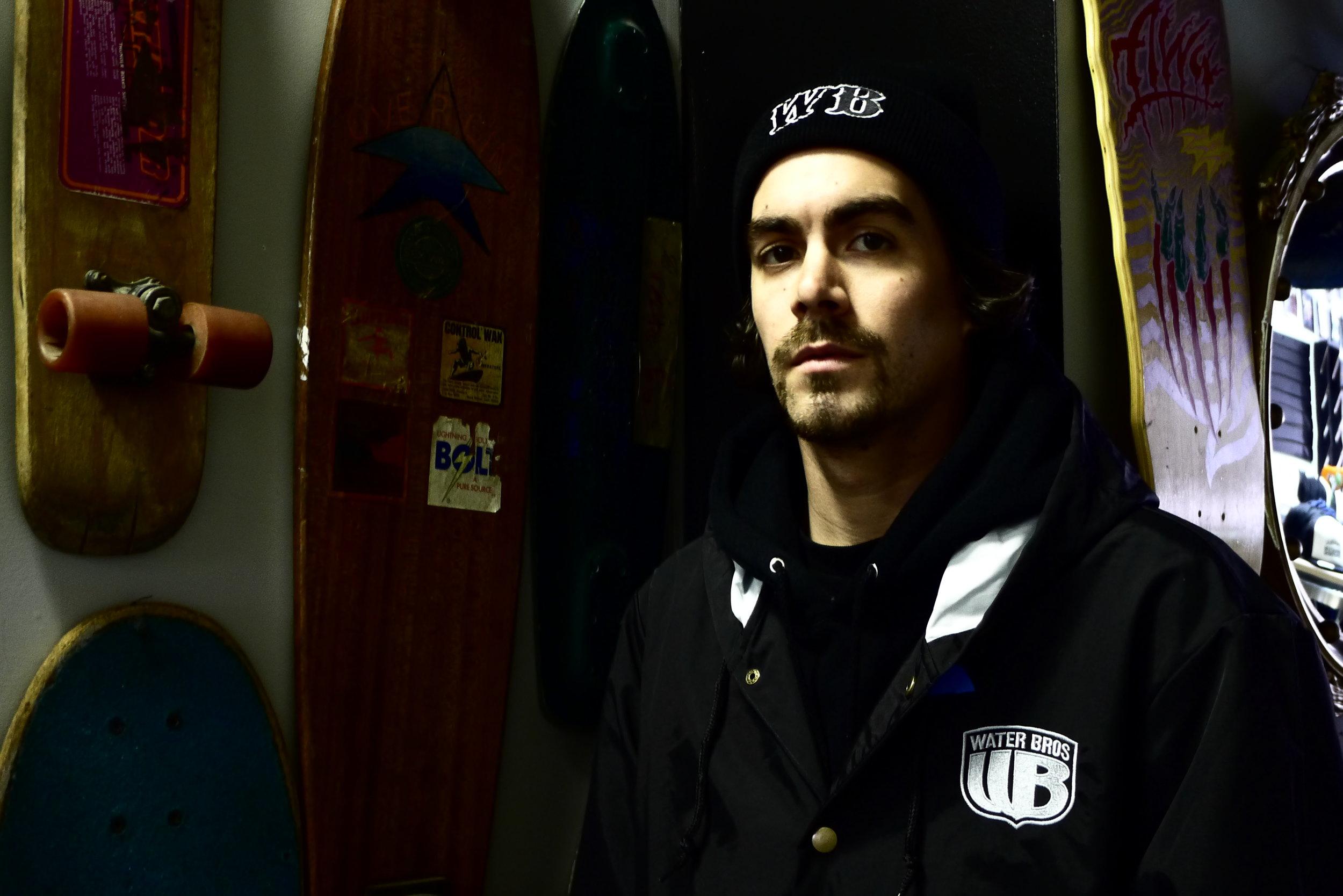 Johnny Walker, photo: Nicole Crugnale