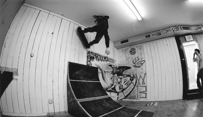 Ryan Weibust, photo: Logan Hill