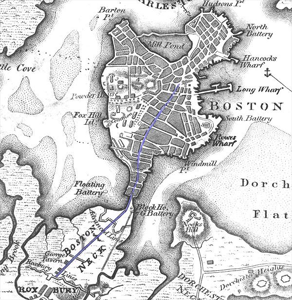 Boston Neck.
