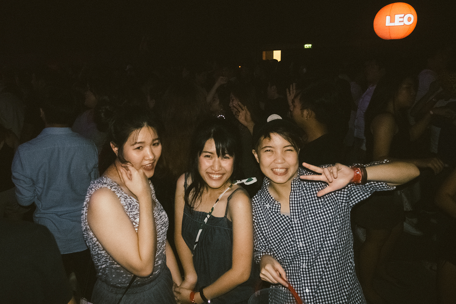 Ark Saroj Trasher Bangkok Party Thailand Handzaround What to do on a night out