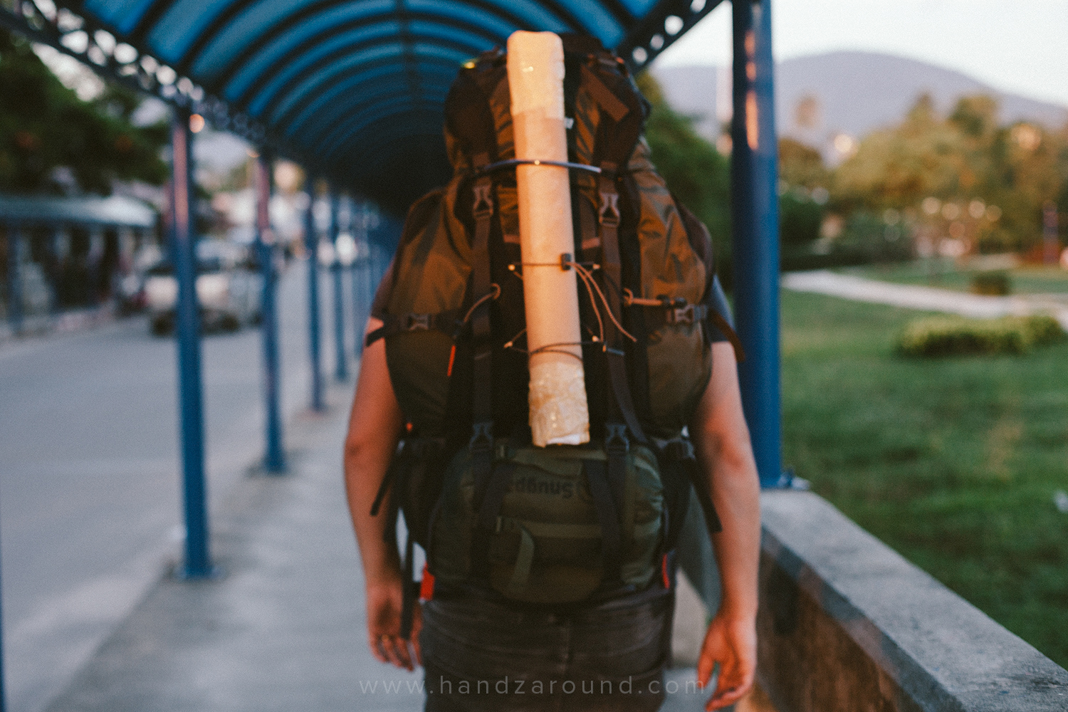 We spent lots of time looking for a perfect insurance for our backpacking trip and did a lot of research...so now we would like to save you time!