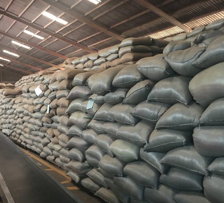 Order Preparation - Wanna order a single 60kg bag or a full pallet, we've got you covered.