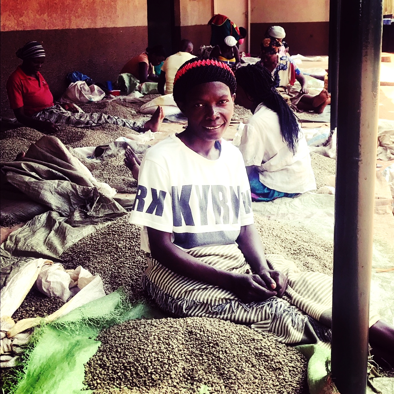We believe coffee is precious and has the capacity to create a sustainable living for our farmers and their families. -