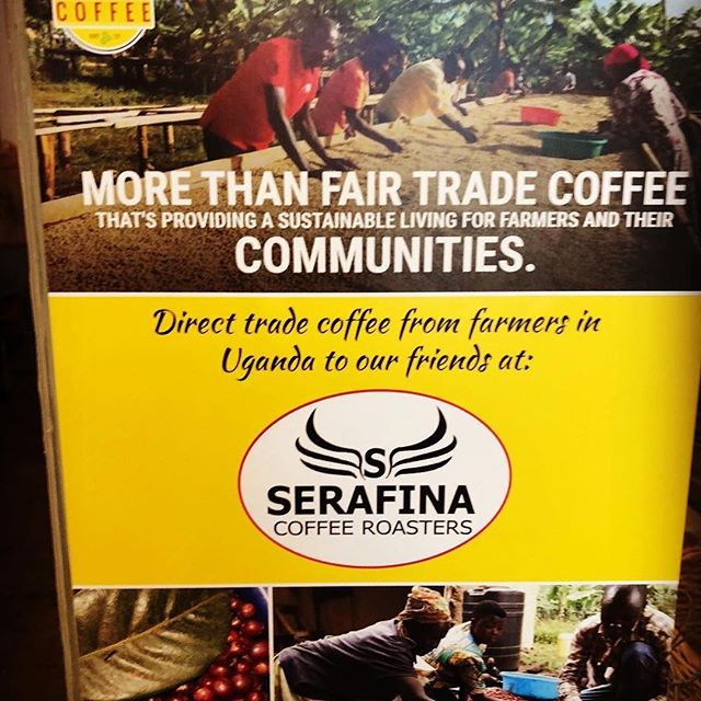 #Repost @serafinacoffee with @get_repost ・・・ Relationships with farmers, cutting out the middleman, making sure there's fairness in wages is what's important.