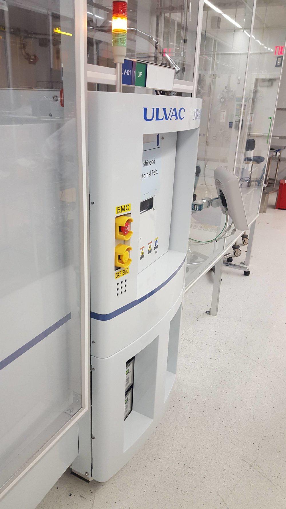 ULVAC - XeF2 Etch Release FRE-200E