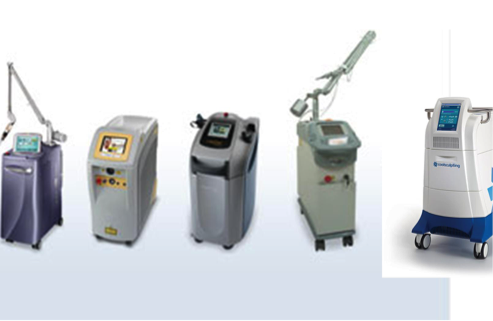 Various body contouring machines via    Cynosure    and    Zeltiq