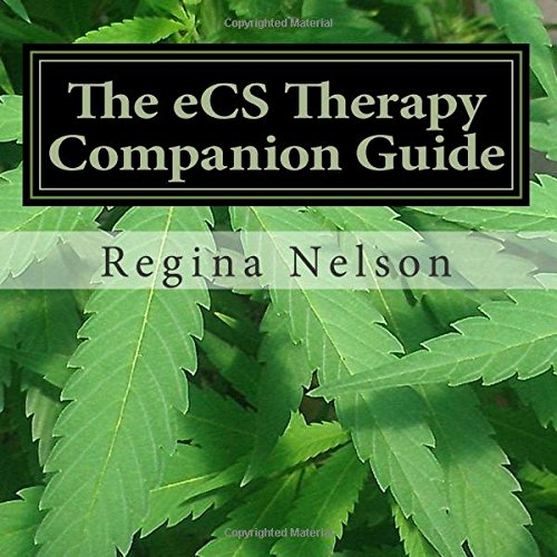 - Dr. Regina Nelson's book on the endocannabinoid system helps patient ingest the right amount for a specific need.
