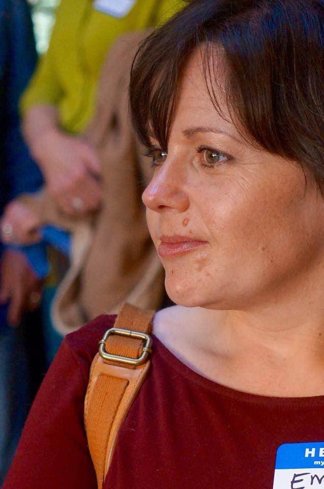 In the Eyes of Women - Interviewed by Emma Breacain, KHSU, Humboldt State University Public Radio