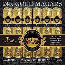 Juan Carlos gold leaf cannagars photo: submitted