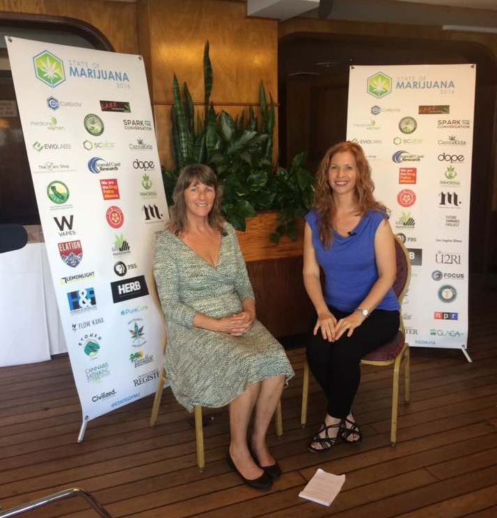 Coalition forCannabis Reform - On camera Interview with Dale Sky Jones of Oaksterdam University, on the Queen Mary during the 2016 State of Marijuana.Click here to watch interview.