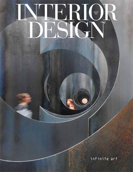 Hildebrandt Studio 'A Number of Lamps' Exhibition published in  Interior Design Magazine
