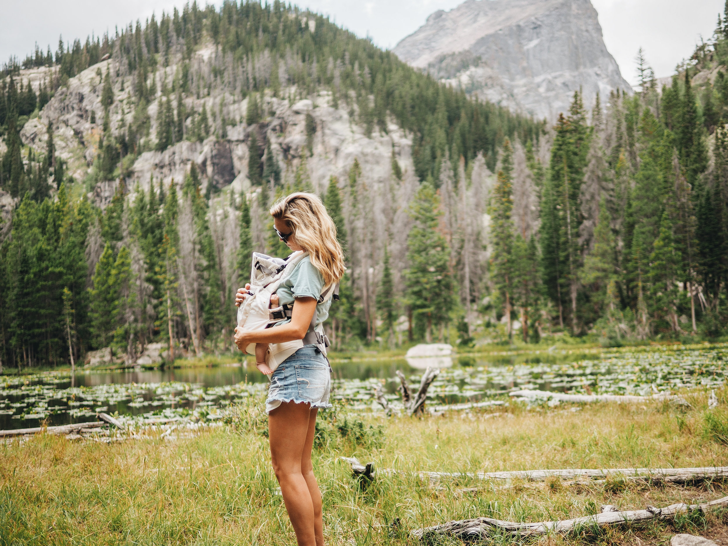 lillebaby hiking