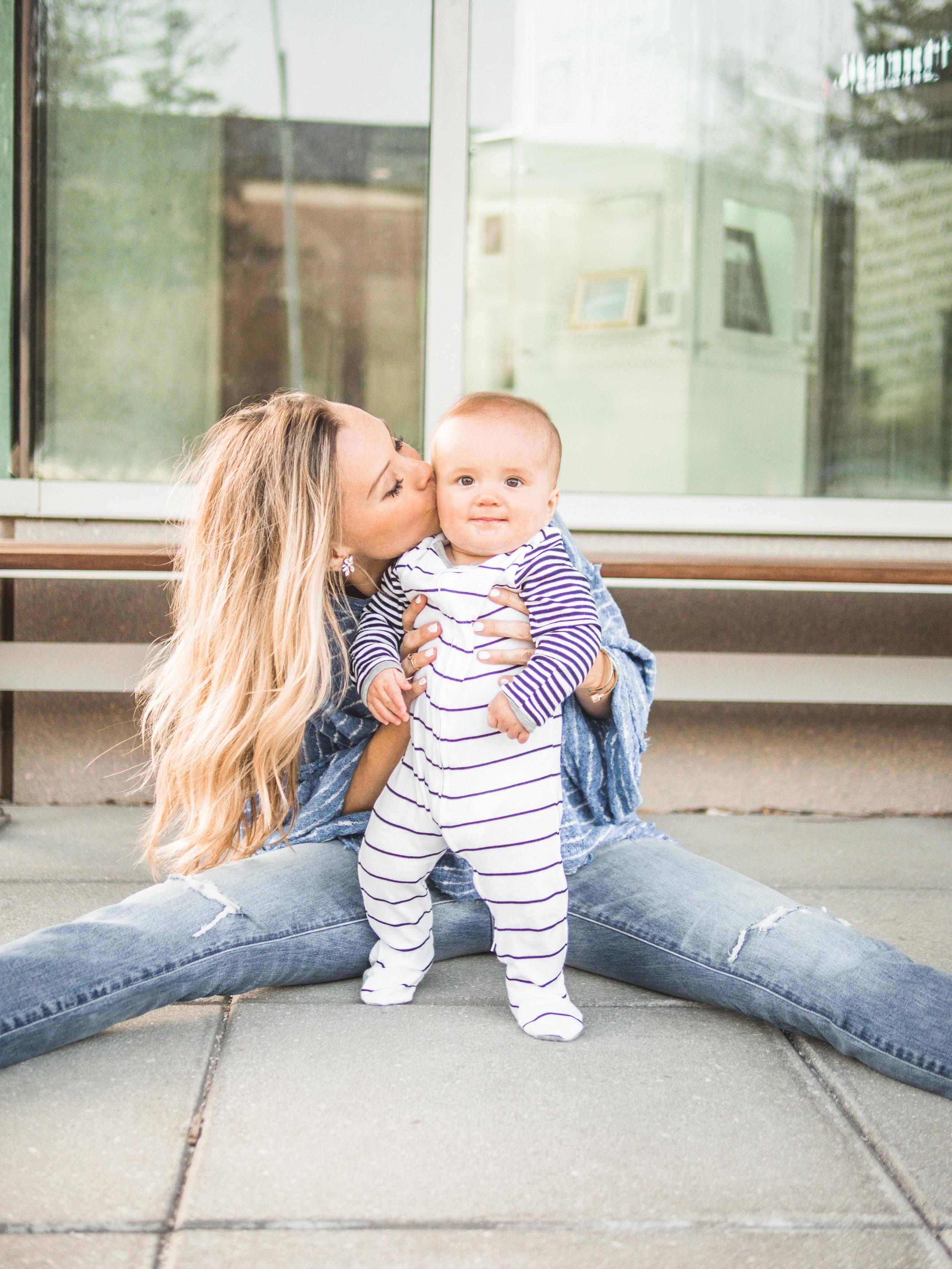 stylish mom blog
