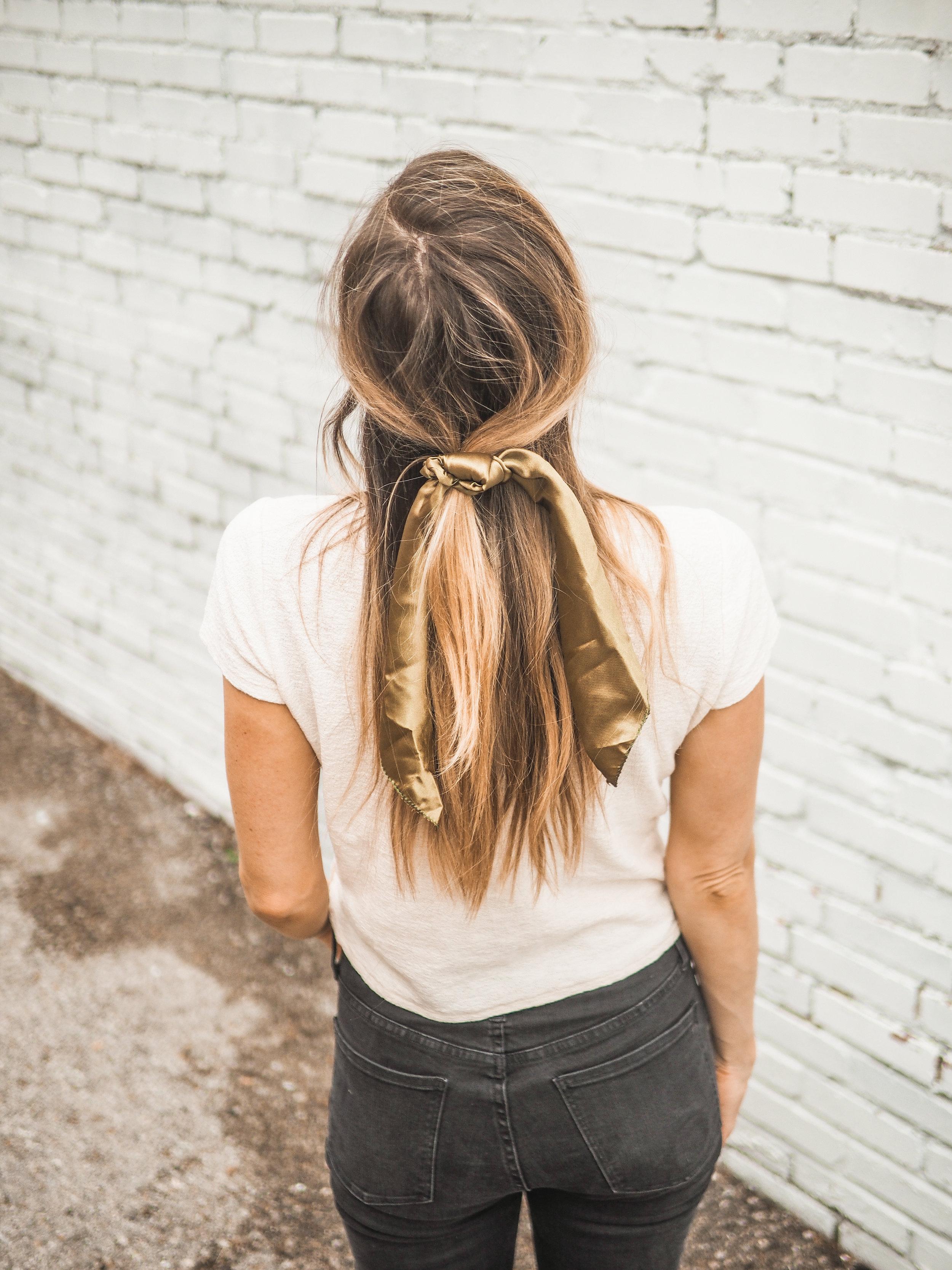 free people hair bandana