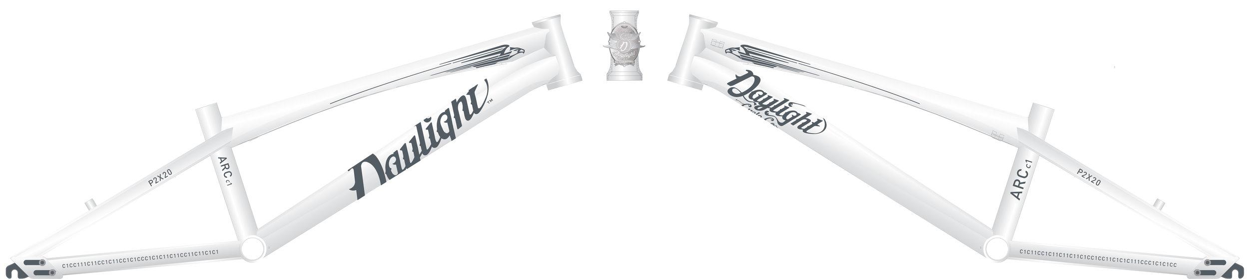 ARC WHITE / STORM GRAY