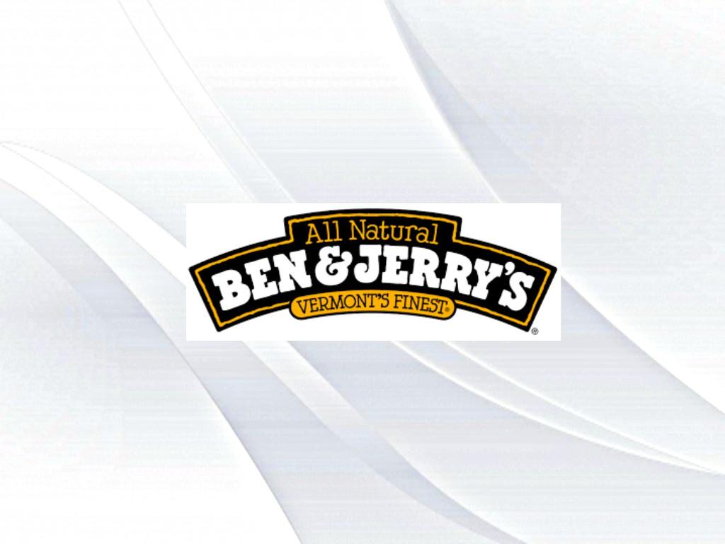 Ben & Jerry's®