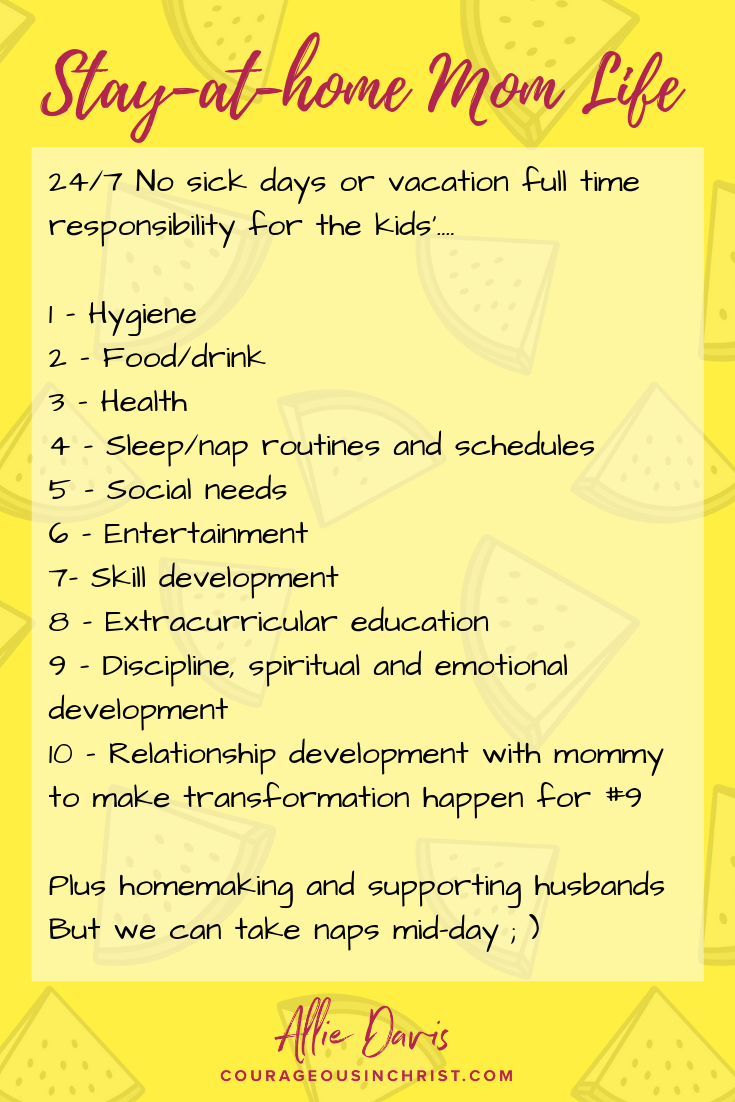 sahm life responsibilities.png