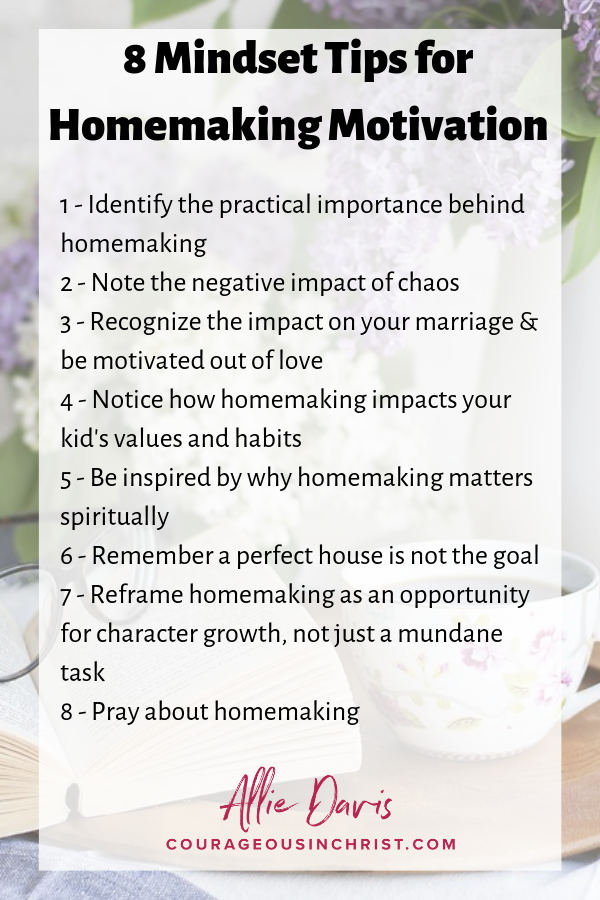 8 Mindset Tips for Homemaking Motivation.png