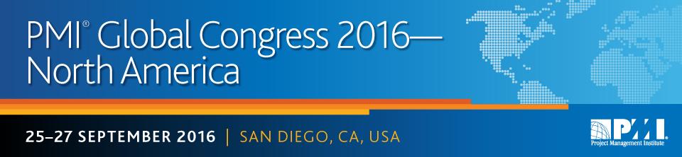 PMI Global Congress 2016