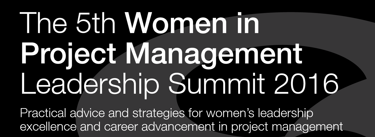 Women in Project Management Leadership SUmmit