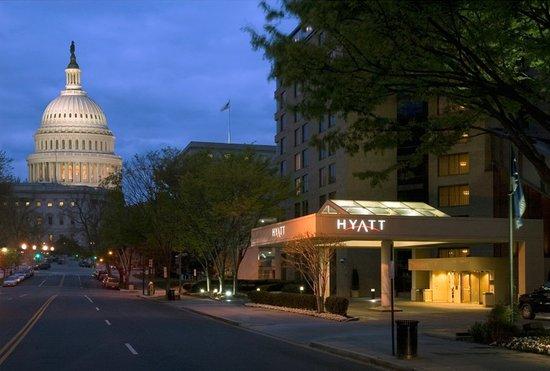 SeminarsWorld® in Washington D.C will be held at the Hyatt Regency Washington on Capitol Hill
