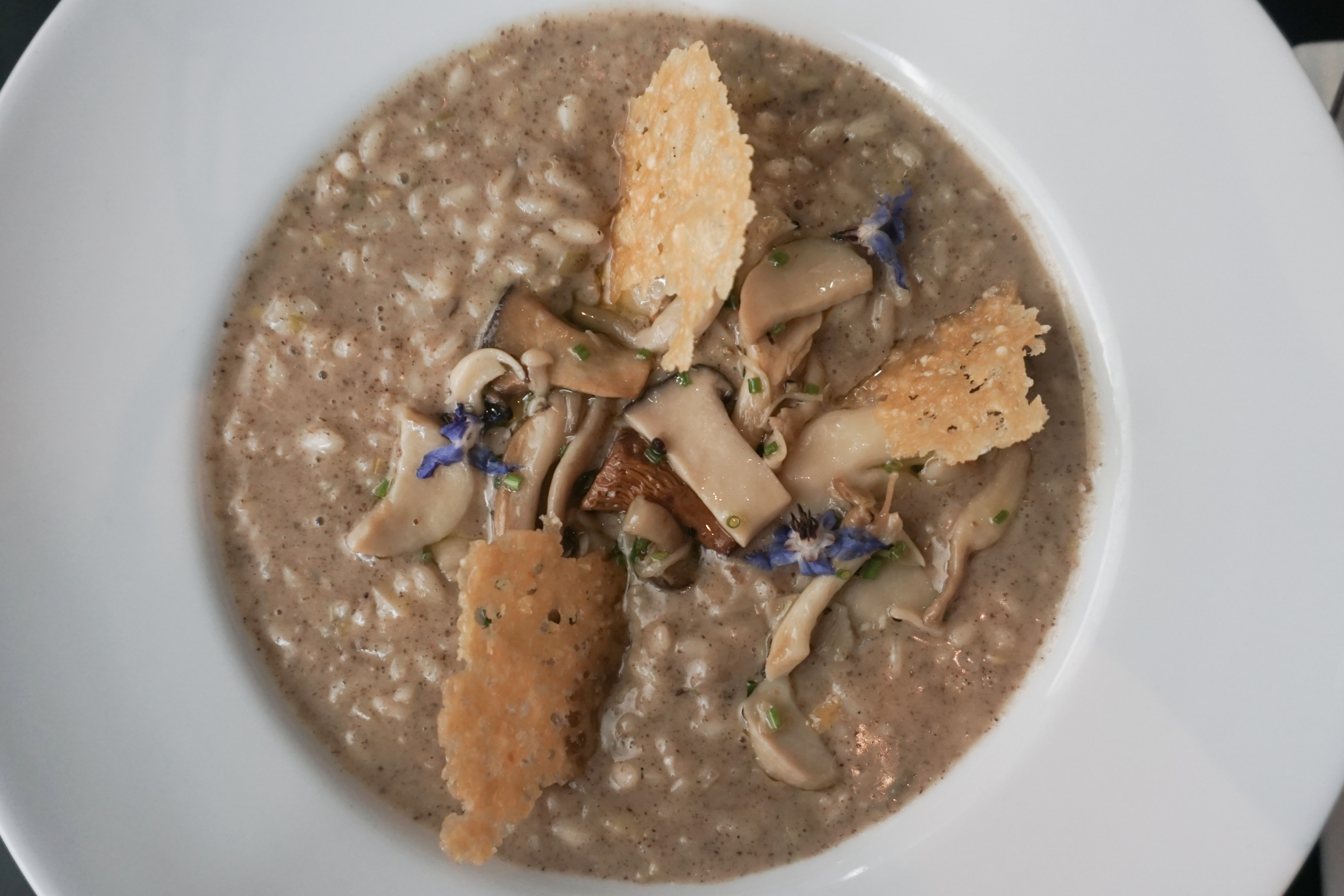 Risotto: It was simple and not overcooked; I really do not like it when risotto is overcooked. If you decide to go for the risotto with wild mushrooms, skip the starter. Or else, you might be too full.