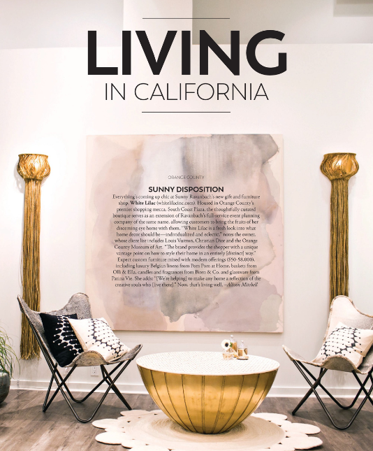 Modern Luxury Interiors, California, Summer 2017