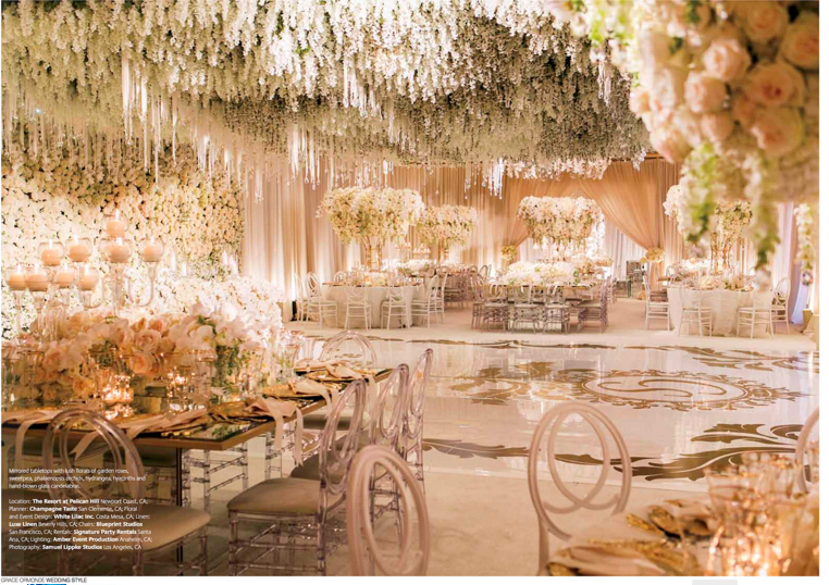 Grace Ormonde Wedding Style, Fall/Winter 2016