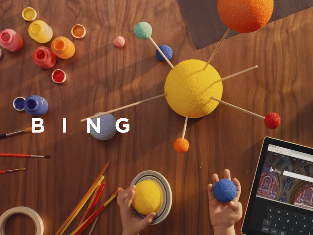 Bing Intelligent Search Videos