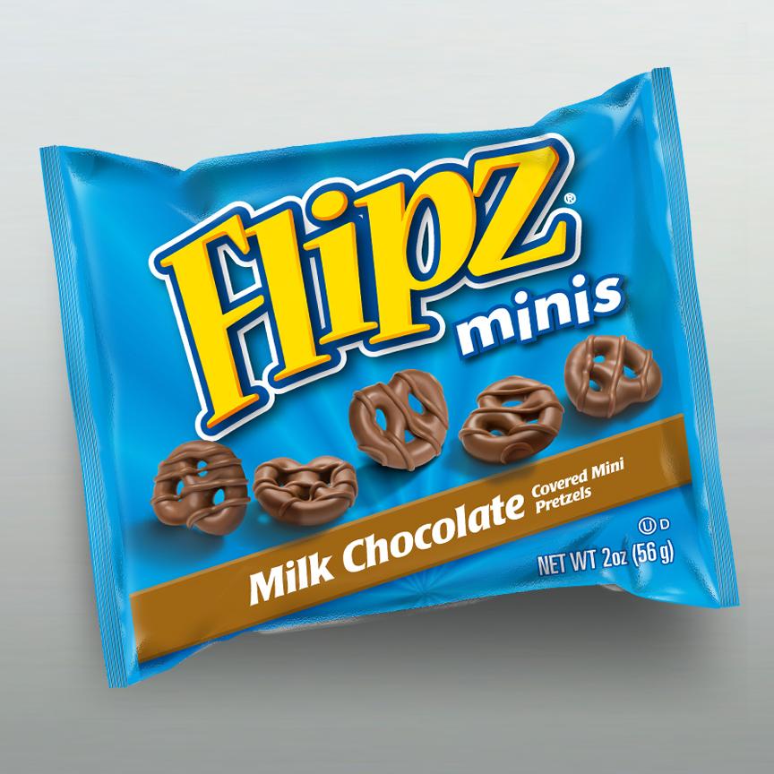 Flipz® Chocolate Covered Pretzels
