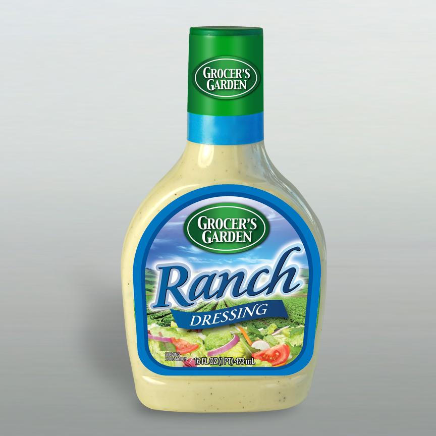 Grocer's Garden Salad Dressing
